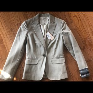 Banana republic blazer suit  jacket 00p petite